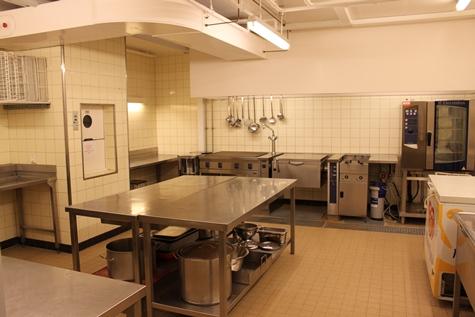 Table chaude cuisine professionnelle - Location cuisine professionnelle ...
